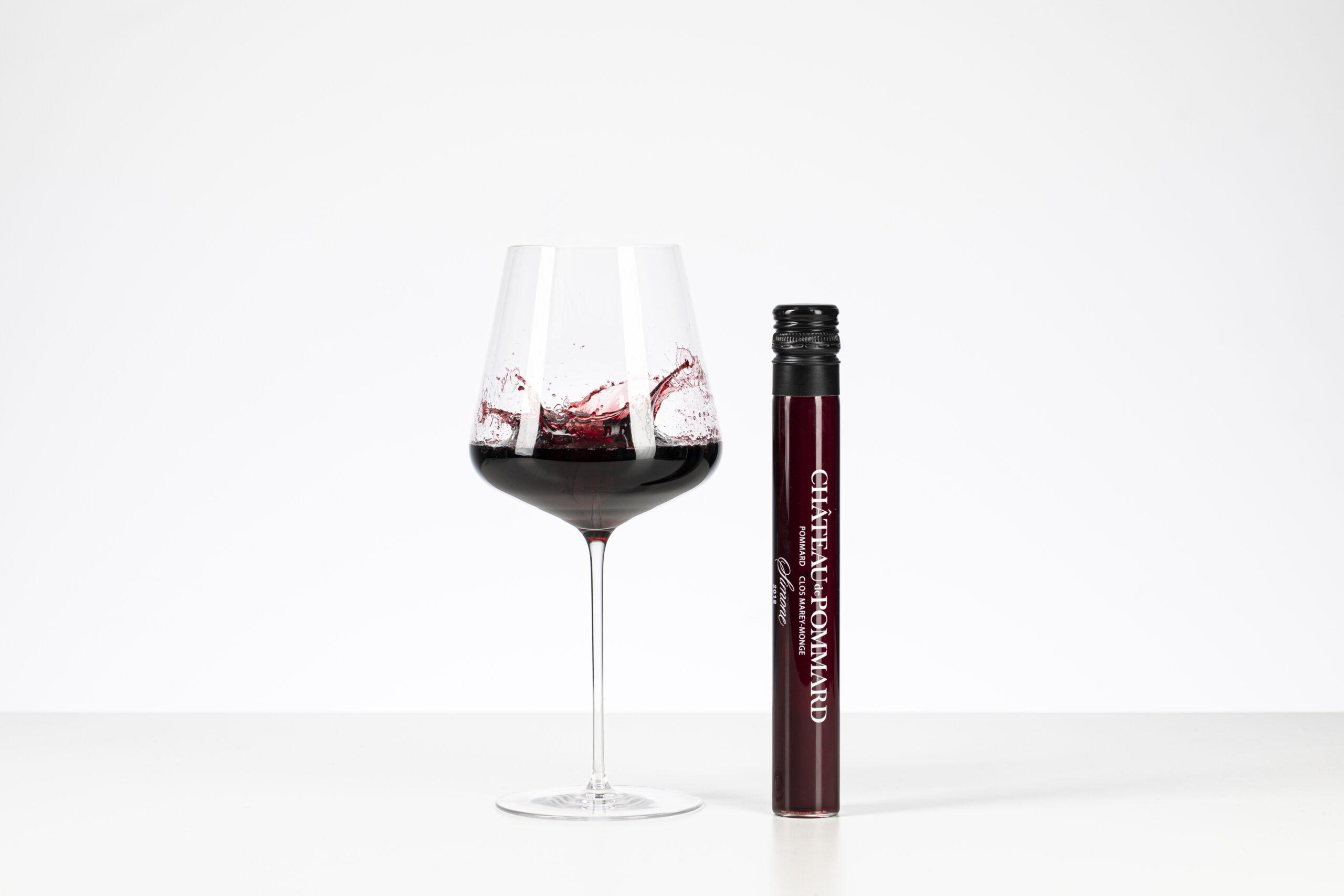 TUBES offers unique sampling solution for wine industry